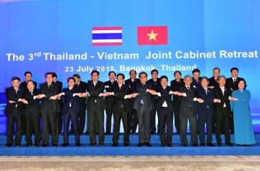 Họp Nội các chung Việt Nam - Thái Lan lần thứ 3