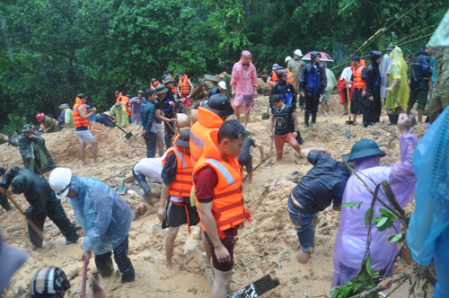 Hỗ trợ trên 4 tỷ đồng cho thiệt hại mưa lũ tại Quảng Ninh