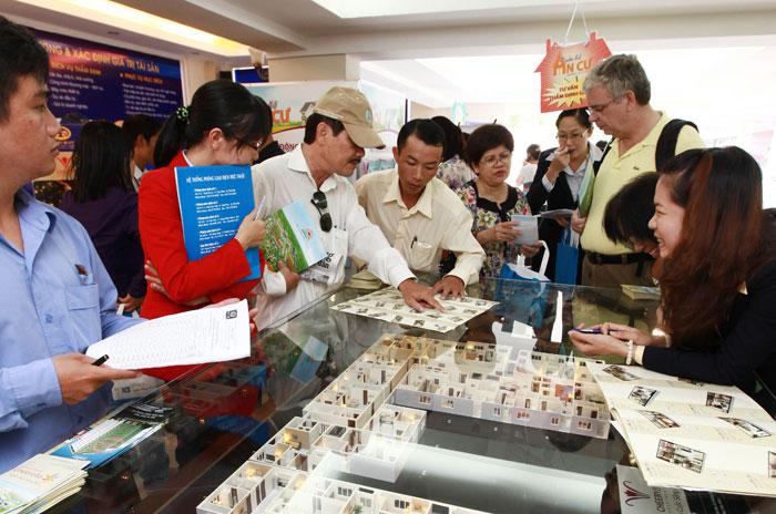 Số người nước ngoài mua nhà tại Việt Nam còn ít