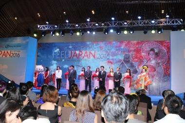 """Chuỗi nhà thuốc Vistar tham dự lễ hội  """"FEEL JAPAN IN VIETNAM 2016"""""""