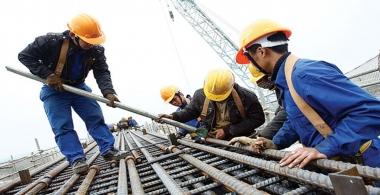6 tháng đầu năm: tăng trưởng ngành xây dựng bằng 47,2% kế hoạch