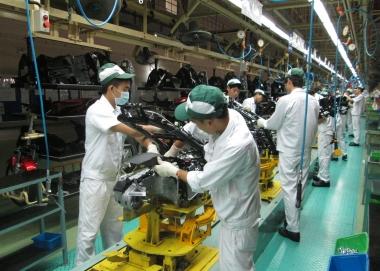 6 tháng đầu năm 2017, tốc độ tăng trưởng kinh tế tỉnh Vĩnh Phúc đạt 7,43%