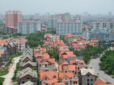 Hà Nội – TP. Hồ Chí Minh: Giao dịch phân khúc Biệt thự/liền kề trái chiều