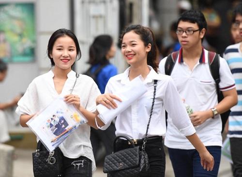 Điểm sàn đại học 2017 cao nhất từ hơn một thập kỷ qua