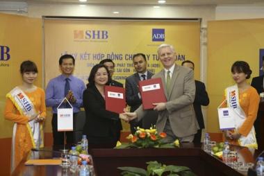 """SHB """"thắng lớn"""" giải thưởng từ Tạp chí The Asian Banking and Finance"""