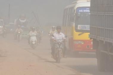"""""""Báo động đỏ"""" về ô nhiễm tại các đô thị lớn"""