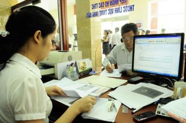 Hồ sơ đăng ký DN qua mạng khác với đăng ký trên giấy, có phải thông báo không?