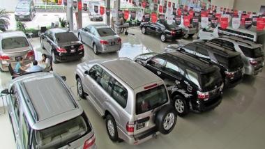 Nửa đầu năm 2017, người Việt chi trên 1 tỷ USD nhập khẩu ô tô