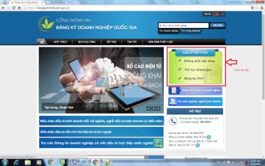 Gần 40% doanh nghiệp đăng ký qua mạng điện tử