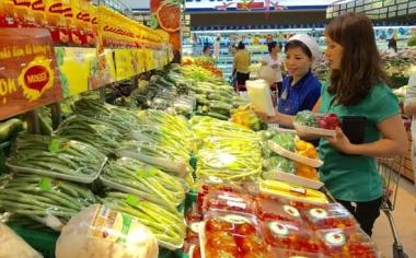 CPI tháng 7 tăng nhẹ nhờ giá thực phẩm