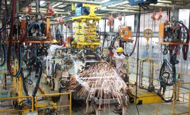 Tháng 7/2017: Chỉ số sản xuất công nghiệp tăng 8,1%