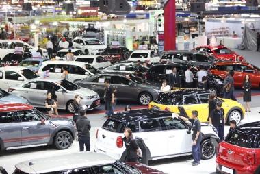 Nửa đầu năm 2018: Lượng ô tô tiêu thụ  toàn thị trường đạt 125.659 chiếc