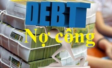 Nghiệp vụ quản lý nợ công được quy định như thế nào?
