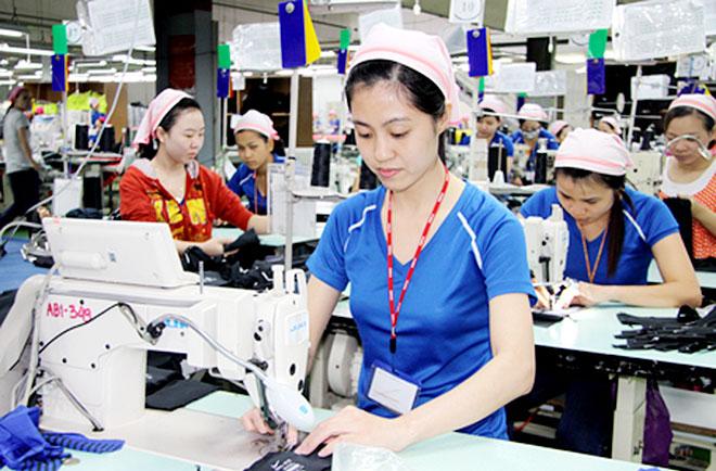 Kim ngạch xuất khẩu dệt may năm 2018 có thể vượt mục tiêu