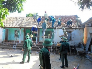 Người có công với cách mạng tiếp tục được hưởng chính sách hỗ trợ nhà ở