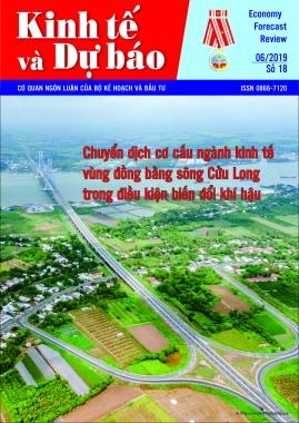 Giới thiệu Tạp chí Kinh tế và Dự báo số 18 (700)