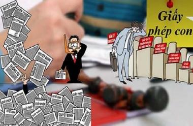 Điều kiện kinh doanh vẫn còn là trở ngại lớn của doanh nghiệp