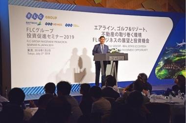 Nhật Bản - Thị trường quốc tế trọng điểm của FLC và Bamboo Airways