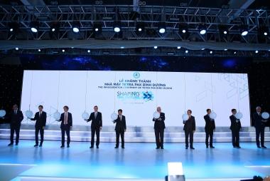 Khánh thành nhà máy sản xuất vật liệu hộp giấy quy mô 120 triệu Euro tại Bình Dương