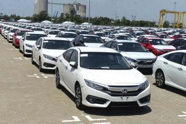 Tháng 6/2019, sản lượng tiêu thụ xe ô tô duy trì ổn định