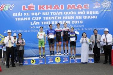 Tân Hiệp Phát: 20 năm đồng hành giải đua xe đạp nữ toàn quốc mở rộng