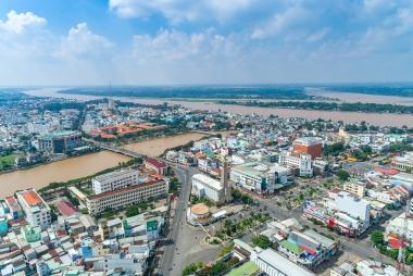 Thành phố Long Xuyên, tỉnh An Giang chính thức đạt chuẩn nông thôn mới