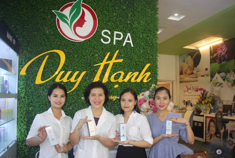 Duy Hạnh Spa nơi trao gửi sắc đẹp Việt