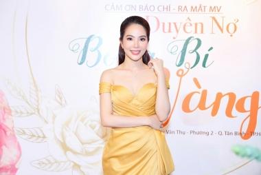 """Á quân 1 """"Thần tượng Bolero 2019"""" Dương Kim Ánh ra mắt MV mới"""