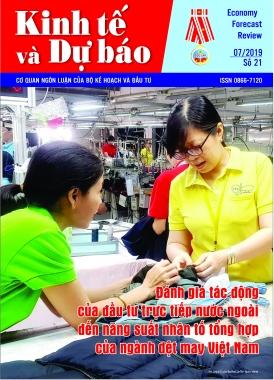 Giới thiệu Tạp chí Kinh tế và Dự báo số 21 (703)