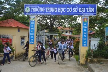 Huyện Mỹ Xuyên, tỉnh Sóc Trăng đạt chuẩn nông thôn mới