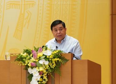 Bộ trưởng Nguyễn Chí Dũng: Kết quả tăng trưởng GDP 6 tháng đầu năm 1,81% là đáng ghi nhận