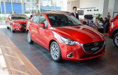 Tháng 6/2020, sản lượng tiêu thụ ô tô đạt 24.002 xe