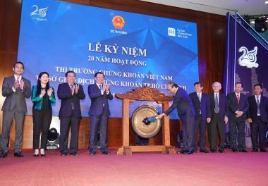 Đã có tới hơn 1.600 doanh nghiệp niêm yết trên TTCK Việt Nam