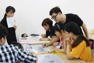 """Nâng cao chất lượng giáo dục theo phương châm """"Người địa phương phát triển nguồn lực địa phương""""."""