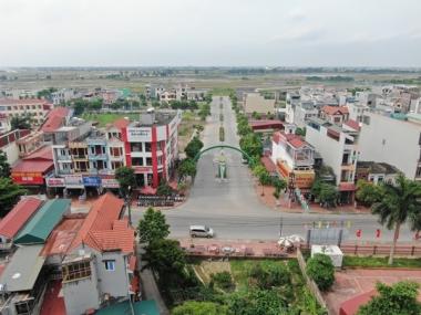 Huyện Thanh Miện, tỉnh Hải Dương đạt chuẩn nông thôn mới