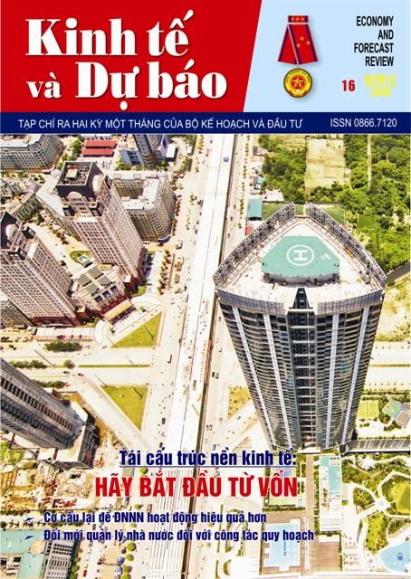 Giới thiệu Tạp chí Kinh tế và Dự báo số 16 (528)