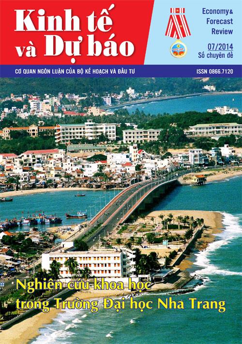Giới thiệu Tạp chí Kinh tế và Dự báo số chuyên đề Tháng 7/2014