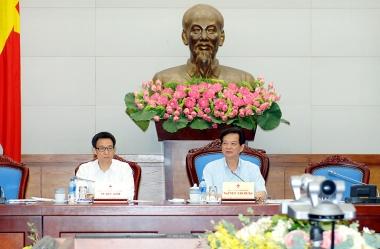 Đẩy nhanh tiến độ dự án Đại học Quốc gia Hà Nội và Công nghệ cao Hòa Lạc