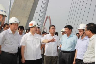 """Bảo đảm dự án đường Nhật Tân – Nội Bài và Nhà ga T2 """"về đích"""" đúng hạn"""