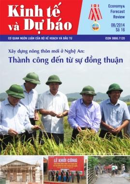Giới thiệu Tạp chí Kinh tế và Dự báo số 16 (576)