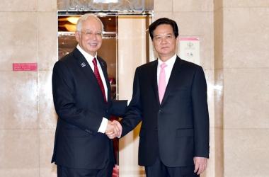 Nâng cấp quan hệ Việt Nam - Malaysia thành đối tác chiến lược