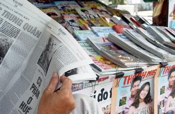 Xử lý vi phạm hành chính đối với cơ quan báo chí: Thống nhất theo Nghị định số 159