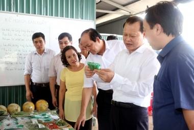 Hà Nam cần nâng cao hơn tính liên kết trong tiêu thụ sản phẩm nông nghiệp