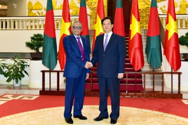 Nâng kim ngạch hai chiều Việt Nam - Bangladesh lên 1 tỷ USD