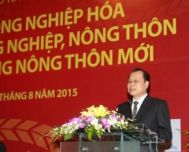 Nền nông nghiệp Việt Nam đang chững lại, không phát triển