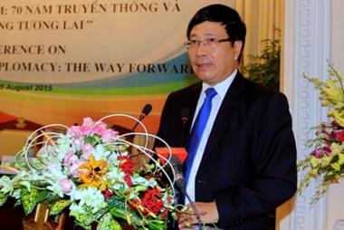 Ngoại giao Việt Nam: Chặng đường 70 năm thành lập và phát triển