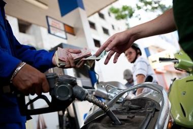 Giá xăng dầu  kéo CPI tháng 8 giảm 0,07%