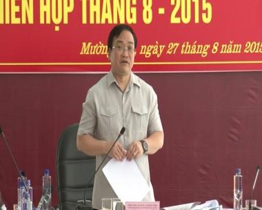 Ổn định, chăm lo tốt hơn cho người dân tái định cư thủy điện Sơn La - Lai Châu