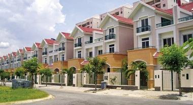 Chỉ số nhà ở:  Hà Nội và TP. Hồ Chí Minh trái chiều