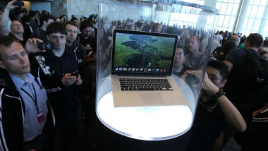 MacBook Pro mới có thể đi kèm với một bộ cảm biến dấu vân tay để tăng thêm mức độ bảo mật